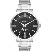 Relógio Orient Aço Prata - Mbss1387-P1Sx