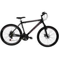Bicicleta Alfameq Ecensse Aro 26 Freio Disco 21 Marchas - Unissex