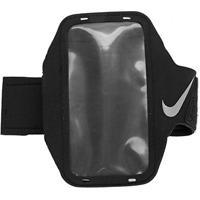 Braçadeira Nike Lean Arm Band Hyper Para Iphone 6/6S/7/7S/ Samsung - Unissex-Preto