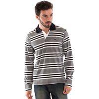 Camisa Konciny Polo Malha Confort Preto.
