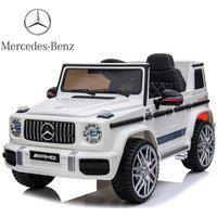 Carrinho Elétrico Infantil Importway Mercedes Benz Amg G63 12V