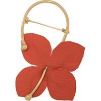 Marni Broche Floral - Rosa