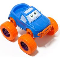 Carrinho Baby Pick - Up - Samba Toys - Azul