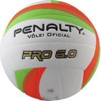 Bola Vôlei Penalty 6.0 Pro - Unissex