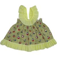 Vestido Aninha Cupcake I9 Baby