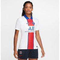 Camisa Nike Psg Ii 2020/21 Torcedora Pro Feminina