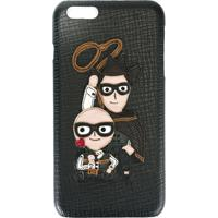 Dolce & Gabbana Capa Para Iphone 6 Plus - Preto