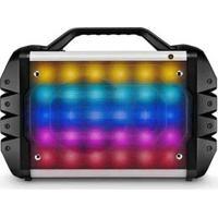 Caixa De Som 6 Em 1 Portátil 100W Rms Bluetooth Com Microfone Multilaser - Sp251 Sp251