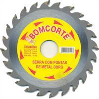 """Disco Corte Metal Bom Corte De Serra Circular Vídea, 24 Dentes, 4,3/8"""""""