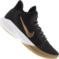 Tênis Nike Precision Iii - Masculino - Preto