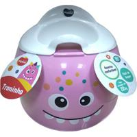 Troninho Infantil - Rosa - Minimi