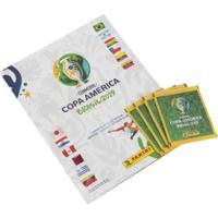 Álbum De Figurinhas Panini Copa América 2019 - Álbum + 60 Figurinhas