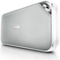 Caixa De Som Multimídia Philips Bt3500W/00 Bluetooth Com Microfone - Unissex