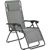 Cadeira Espreguiçadeira Pelegrin Pel-001Z Gravidade Zero Em Tela Mesh - Unissex
