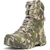 53def4bfeb0 Netshoes  Coturno Acero Militar Multicam Camuflado Original Promoção