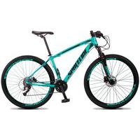 Bicicleta Mtb Aro 29 Quadro 21 Alumínio 27 Marchas Freio Hidráulico Vega Verde Anis - Spaceline
