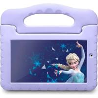 "Tablet Multilaser Frozen Plus 7"" 16Gb Nb315 Roxo"