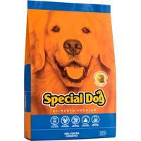 Ração Cães Adultos Special Dog Premium Sabor Carne 8Un 1Kg
