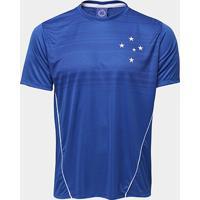Camiseta Cruzeiro Dribble Masculina - Masculino