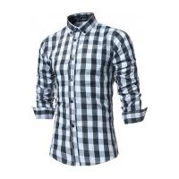Camisa Slim Country Club - Preta