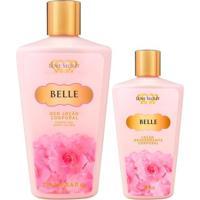 Love Secret Belle Kit - Loção Desodorante + Loção Desodorante Kit - Unissex-Incolor