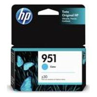 Cartucho Hp 951 8Ml Ciano Original Cn050Ab