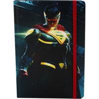 Caderno Injustice Superman - Zona Criativa