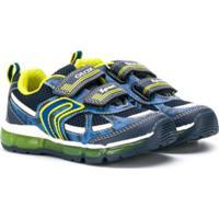 Geox Kids Velcro Sneakers - Azul