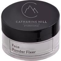 Pó Fixador Face Powder Fixer Translúcido Branco 20G - Unissex-Incolor