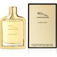 Perfume Classic Gold Masculino Jaguar Edt 40Ml - Masculino-Incolor