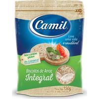 Biscoito De Arroz Integral - Camil - 150G