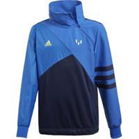 Jaqueta Messi Adidas Masculina - Masculino