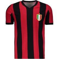 Camisa Milan Retrô 1988 Masculina - Masculino