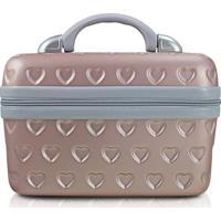 Frasqueira Love- Rose- 23X17X29Cm- Jacki Designjacki Design