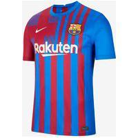 Camisa Nike Barcelona I 2021/22 Torcedor Pro Masculina
