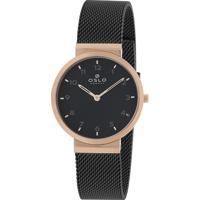 Relógio Oslo Feminino - Oftsss9T0005 P1Px - Rosé