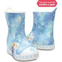 Crocs Bump It Infantil Rain Boot Frozen - Crocs - 24