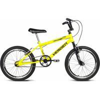 Bicicleta Verden Trust - Aro 20 - Sem Marchas Amarela Neon
