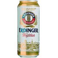 Cerveja Erdinger Weissbier Lata 500Ml