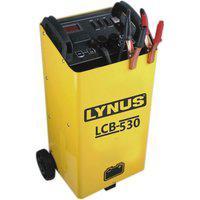 Carregador Para Bateria De 12 E 24V 25A Lcb-530 220V Lynus