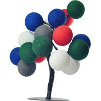 Árvore De Luz De Natal Lapônia Cormilu Azul - Tricae
