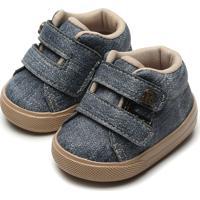 Tênis Pimpolho Infantil Jeans Azul