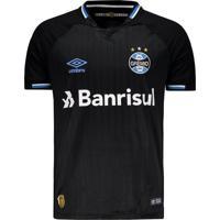 Camisa Umbro Grêmio Iii 2018 Nº 10