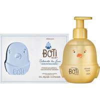 Combo Boti Baby: Sabonete Liquido + Sabonete Barra