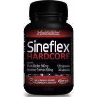 Sineflex Hardcore (Pure Blocker 120 Cápsulas + Hardcore Formula 30 Cápsulas) - Power Supplements