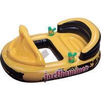 Bote Pedalinho Mor Atlantis Amarelo