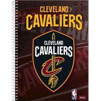 Caderno Foroni Nba Cleveland Cavaliers 1 Matéria Escudo