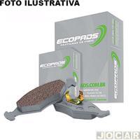 Pastilha Do Freio - Ecopads - Swift 1.0 1991 Até 1999 - Dianteiro - Jogo - Eco-1221