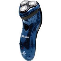 Barbeador Philco Aqua Blue Bivolt