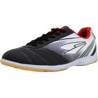 Chuteira Futsal Dray 355Co Preto-Branco